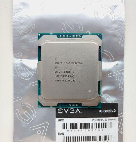 Intel Core i7 6800K 2011-3, x99, e5-2670 v3