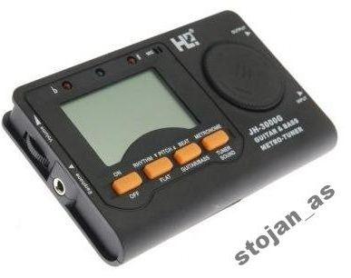 4w1 STROIK METRONOM gitarowy - precyzyjny