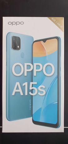OPPO A15s nieużywany fabrycznie zapakowany