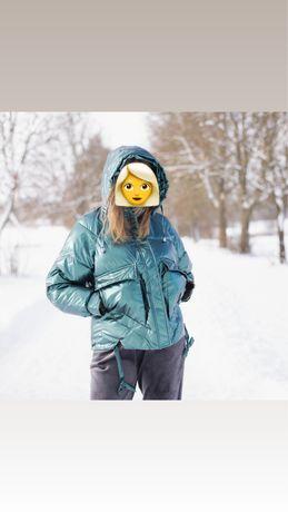 Зимняя куртка женская пуховик