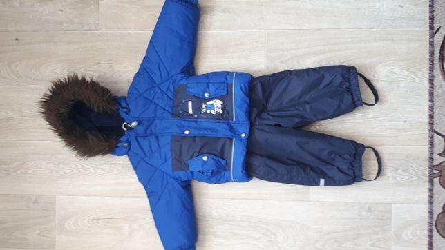 Зимний костюм Ленне Lenne куртка курточка полукомбинезон на 1-2 года
