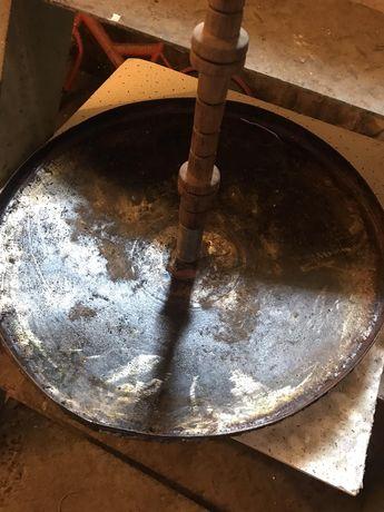 Диск  сковорода для жарки на мангале