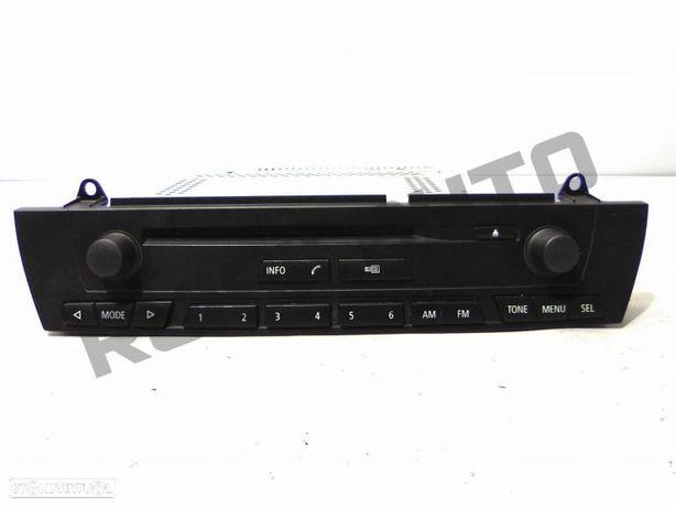 Rádio 1326_4010 Bmw X3 (e83) Xdrive 30 D [2003_2010]
