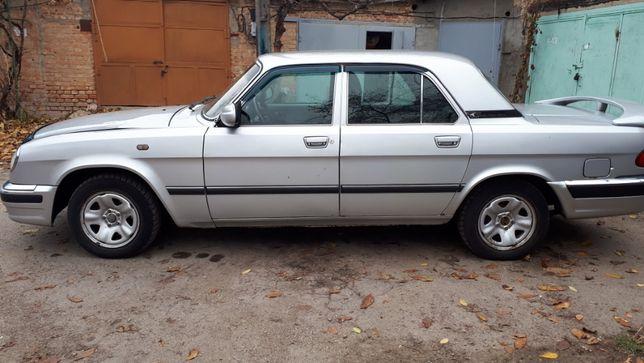 Продам свій автомобіль Газ-31105 газ/бензин. колір - сірий. Перший вла