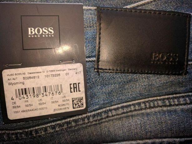 Hugo Boss джинсы мужские брюки armani штаны gucci dolce gabbana