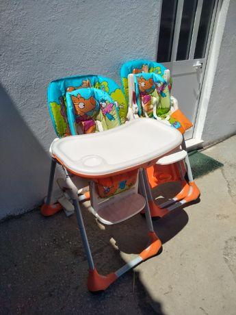 Cadeira de refeição Polly Chicco