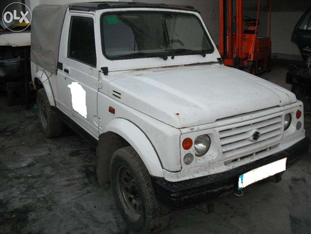 Suzuki Samurai Pick-up