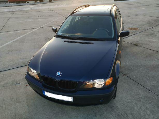 BMW E46 318i- 143KM LIFT- KOMBI