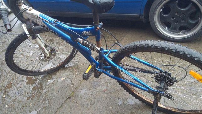 Sprzedam rower kola 26 cali lub Zamienię na mini scigacza.