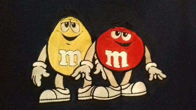 Oryginalna Bluza M&M's