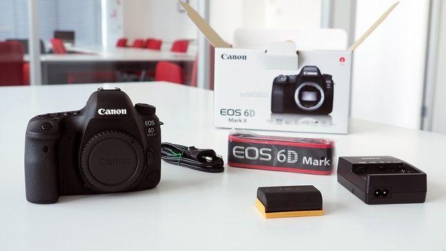 Canon 6D Stan jak Nowy ! Niski przebieg