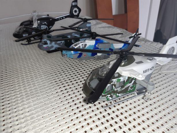 Helikoptery metalowe