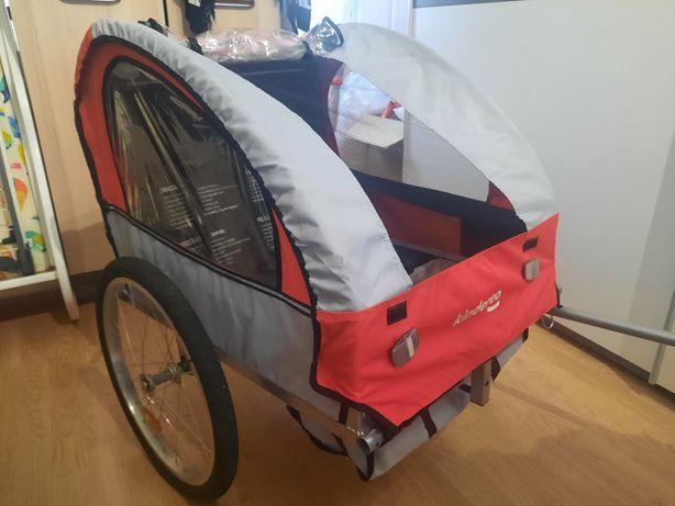 Riksza/Przyczepka rowerowa Kindereo