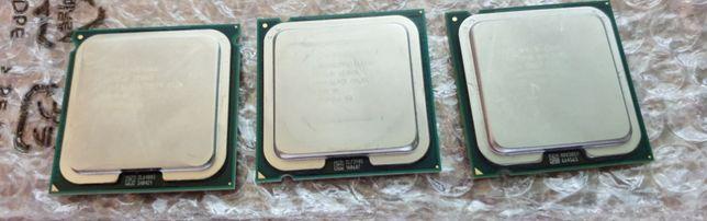 CPU Procesory Intel: Xeon 3040, 5060, Pentium: E5400