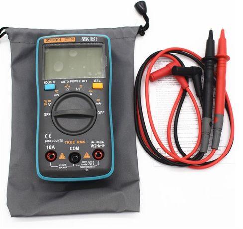 ZOYI ZT101 Цифровой Мультиметр (тестер)