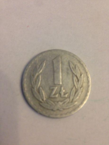 Moneta 1 zł 1957 r.