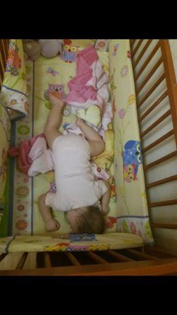 Детское постельное и бортики