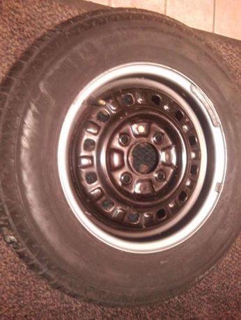 Nowe koło Ford Sierra mk1 5 1/2x13x41+Uniroyal 185/70