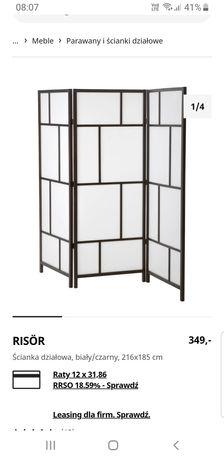 Parawan - ścianka działowa Ikea