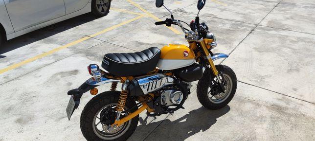Vendo Honda Monkey 125