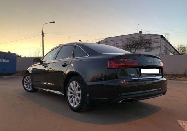 Audi A6 (С7 рестайлінг) 2015р. 2.0 TFSI Ауди/Ауді А6 2.0-бензин АКПП
