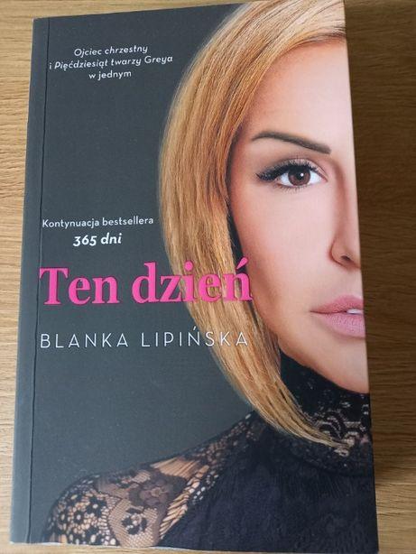 Książka Ten dzień Blanka Lipińska