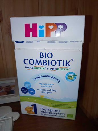 Zamienie mleko hipp