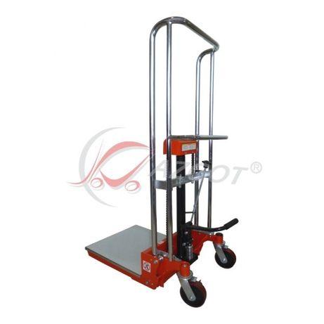 Wózek platformo - masztowy 400kg/1300mm