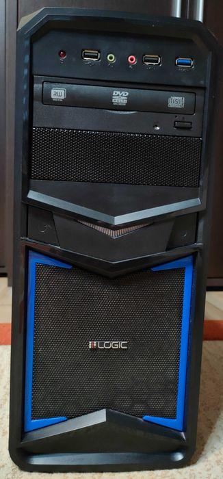 PC i5-4460/ AMD Radeon R9 280/ 8 gb/ SSD 250 gb/ Hdd 1 tb/ Siedlce - image 1