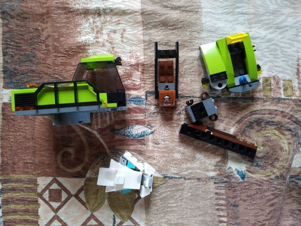 Конструктор Лего оригінал (склеяні моделі)