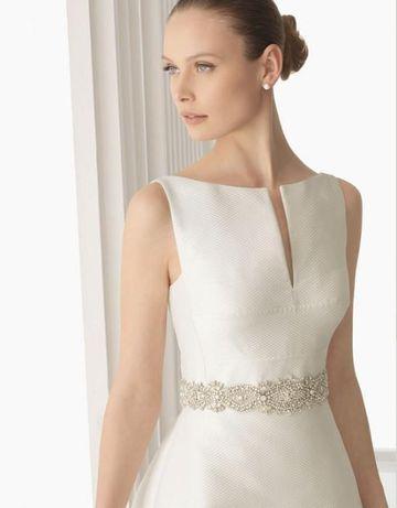 Vestido de Noiva Rosa Clará - Anouk