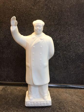 Мао Цзэдун фарфоровая статуэтка