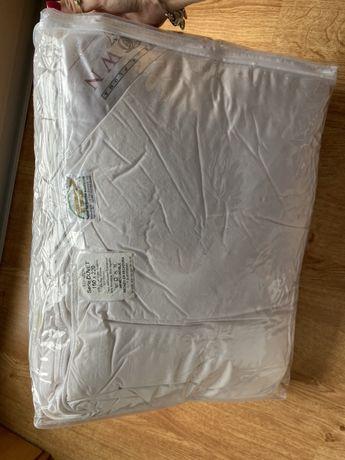 Edredão de penas - cama de solteiro - 150 x 220