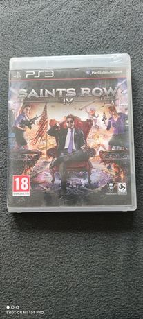 Saints Row Iv 4 PS3 PlayStation 3