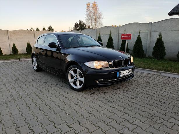BMW 123d 204kM bezwypadkowy