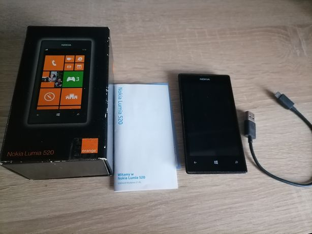 Telefon Nokia Lumia 520