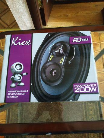Коаксиальная акустическая система Kicx PD 693