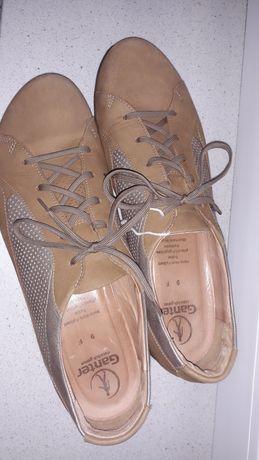 Ganter buty skórzane 43,5
