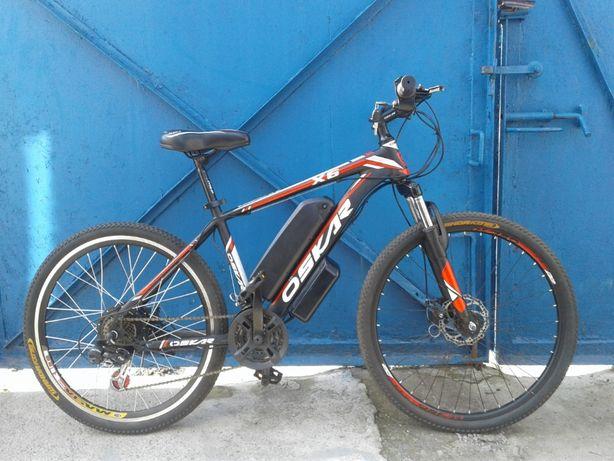 Продам новый Электровелосипед на 26 колесах 48v-500wt.