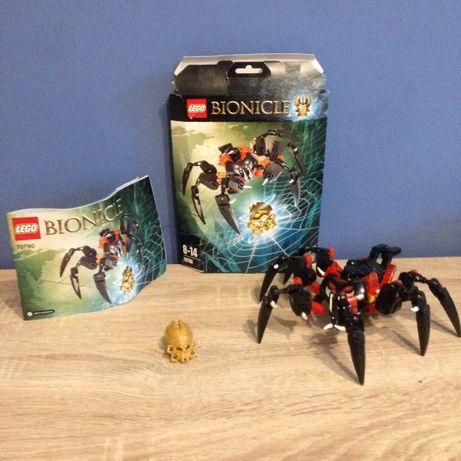 LEGO 70790 Bionicle Lord Pająków Zagłady