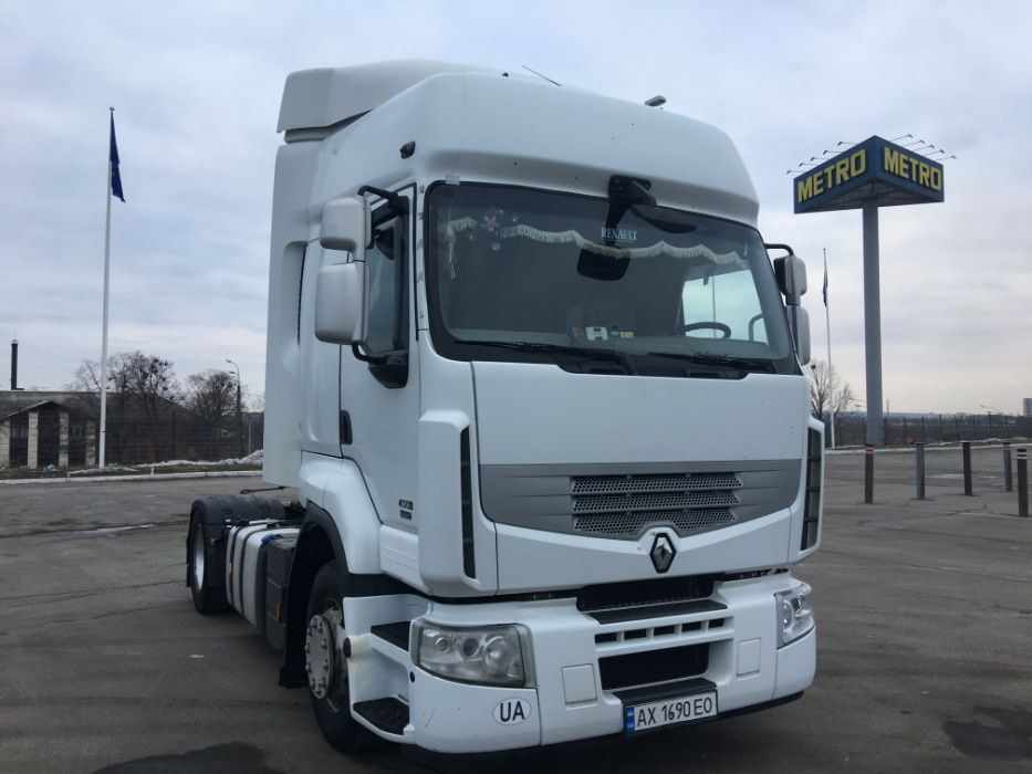 Продам Renault Premium DXI 450 Харьков - изображение 1