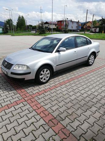 Volkswagen Passat b5 2002r