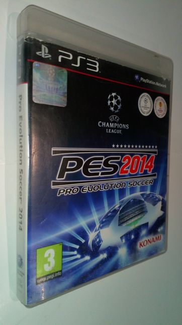 Gra PS3 PES 2014 Pro Evoluton Soccer gry PlayStation 3