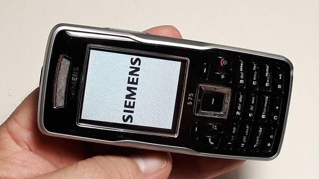 Siemens S75 ретро телефон из Германии в хорошем состоянии