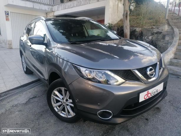 Nissan Qashqai 1.5 dCi Tekna Premium Pele