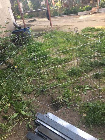 Kojec klatka zagroda wybieg dla psa królika szczeniaka