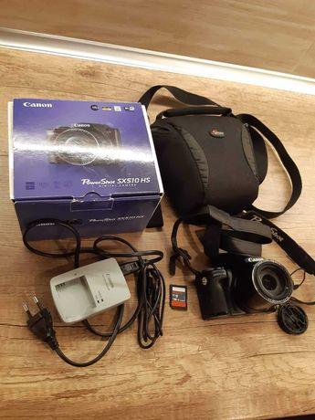 Aparat canon SX510HS PowerShot