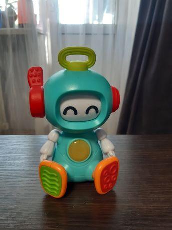 Робот весельчак от 6 месяцев