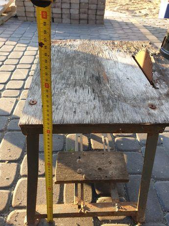 Stół do krajzegi, rama piły, pilarka,