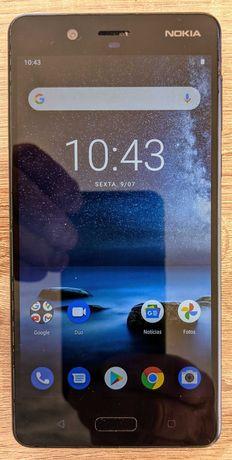 """NOKIA 8 - ecrã 5.3"""" - 2 SIM - Desbloqueado - Android 9"""